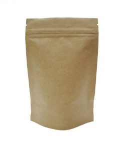 70g stand up pouch natural kraft