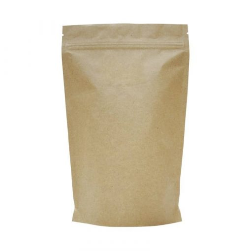 150g stand up pouch natural kraft