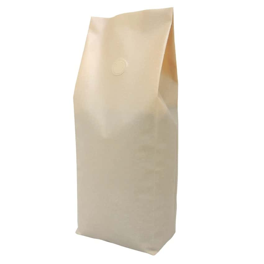1kg side gusset bag recyclable