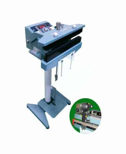 heat sealer for coffee and tea packaging