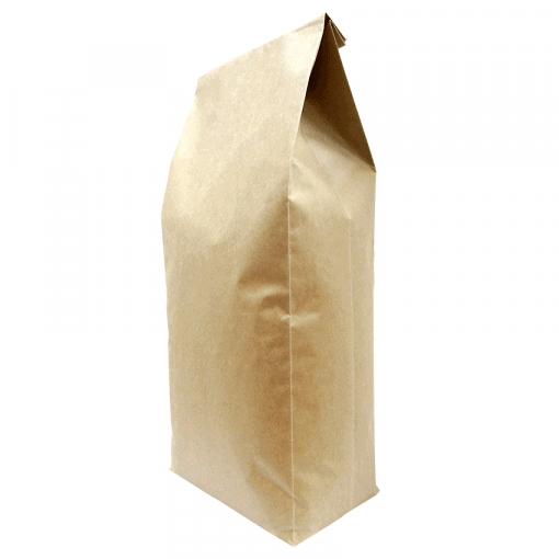 2.5kg bag for coffee natural kraft