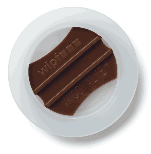 coffee packaging valve