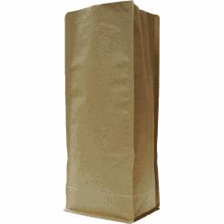 1kg box bottom bag with no zip and no valve