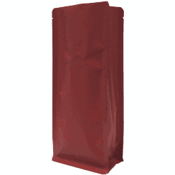 250g red bag for coffee and tea