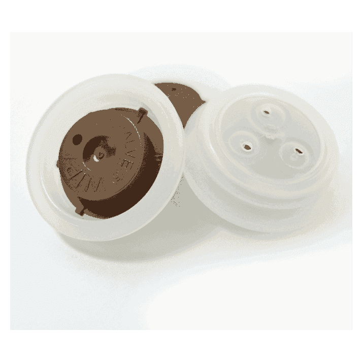 coffee packaging valves