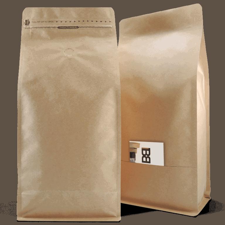 1kg Side Gusset Bag with Side Slit