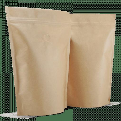 250g Side Gusset Bag with Valve