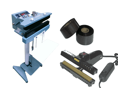 heat sealers and accessories