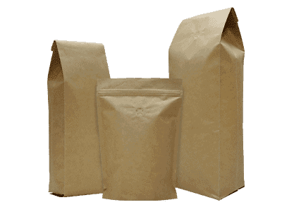 biodegradable packaging for coffee and tea