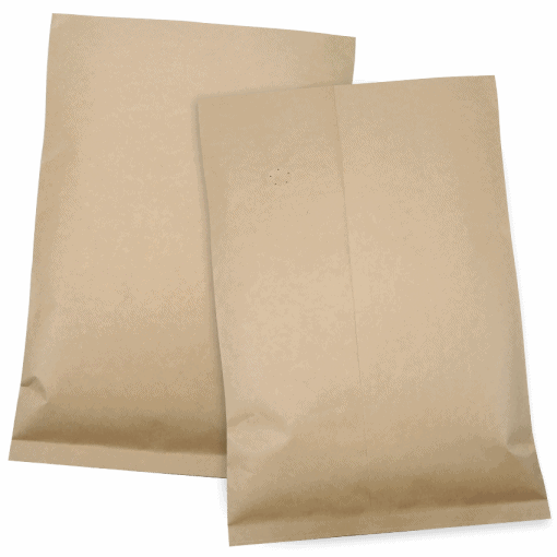 500g Coffee Mailers - Without Valve
